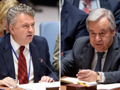 Україна закликала ООН засудити Росію за військовий призов українців у тимчасово окупованому Криму