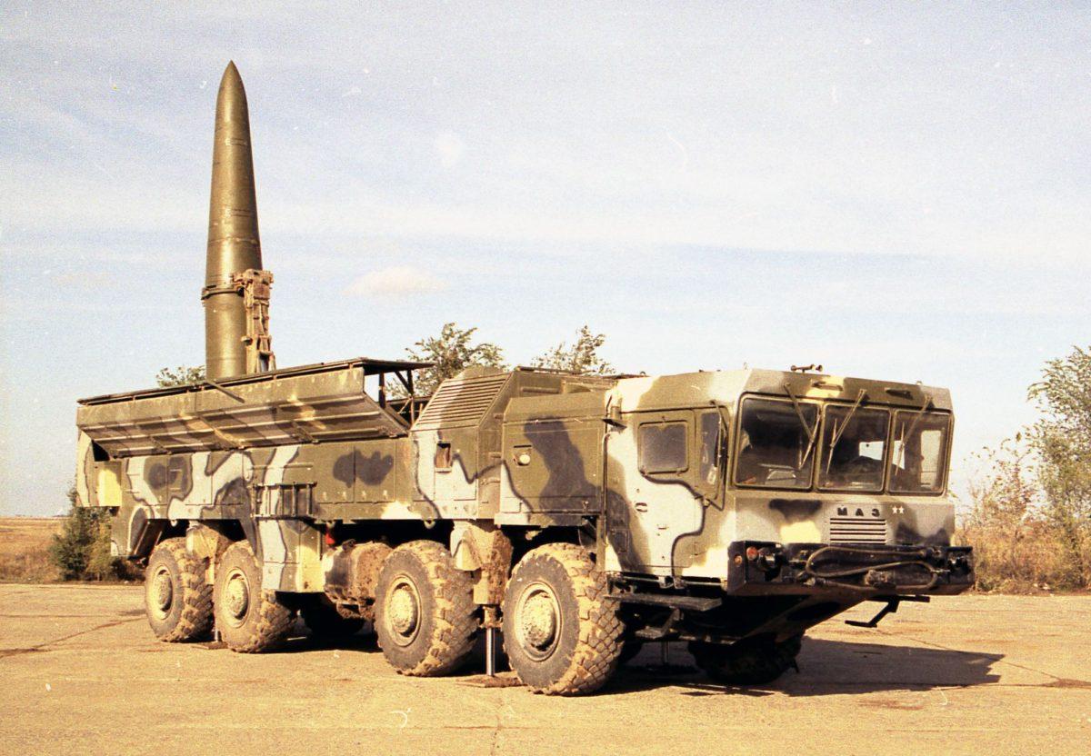 Вірменія погрожує Азербайджану «Іскандерами»