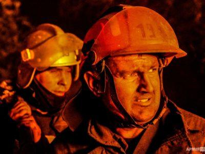 «Ми боремося з вогнем за кожен метр української землі»