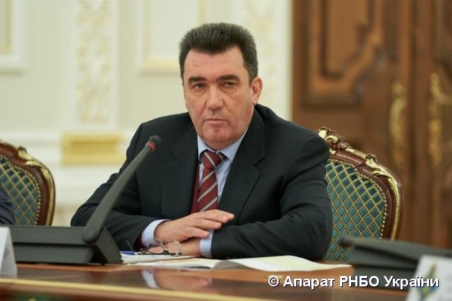 Секретар РНБО України Олексій Данілов: «Стратегія національної безпеки дає реальну оцінку викликам і загрозам безпеці та розставляє пріоритети політики у цій сфері»