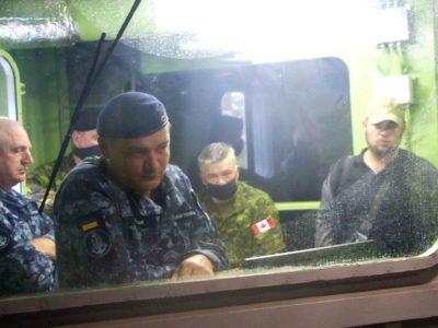 «Боротьба за живучість»: завершено курс підготовки українських військових моряків за участю іноземних інструкторів