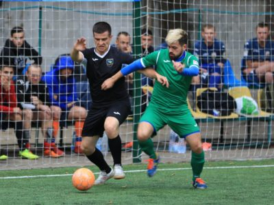 У ВІТІ відбувся турнір із мініфутболу «Кубок Захисника − 2020»
