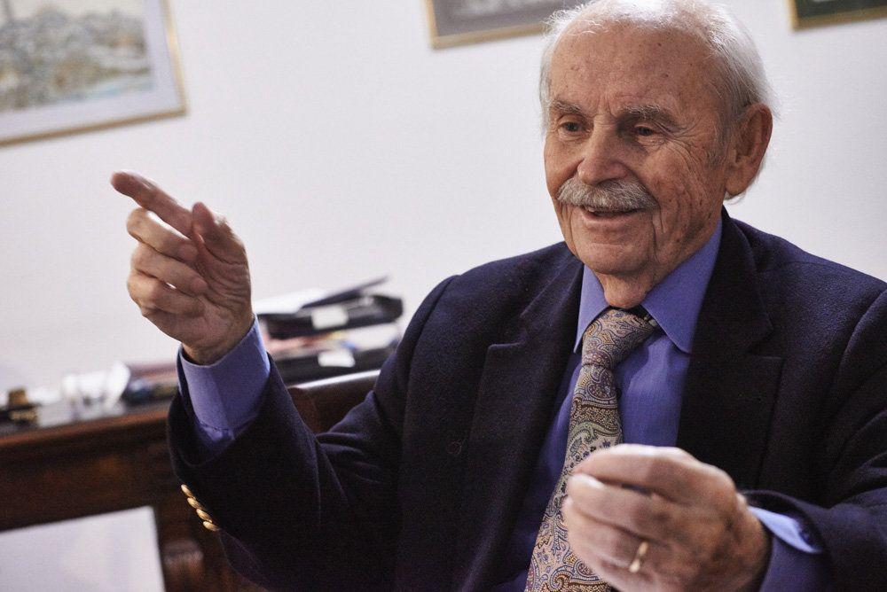 Цього дня народився Богдан Гаврилишин – один із найвпливовіших українців світу