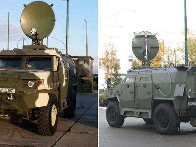 Збройні сили Білорусі отримають нові комбіновані радіостанції «Богатырь-2»