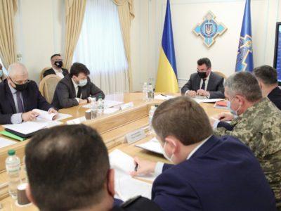 Суб'єкти сектору безпеки і оборони України зобов'язані забезпечити належне виконання ДОЗ у поточному році — Олексій Данілов
