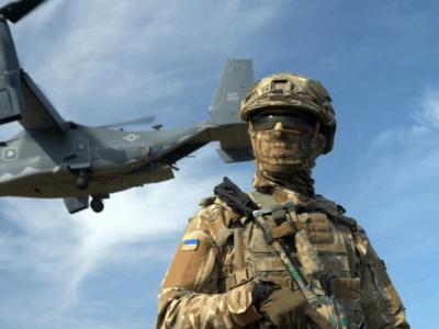 Президент відзначив державними нагородами воїнів Сил спеціальних операцій ЗС України