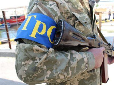 Затверджено нарукавні емблеми для окремих бригад тероборони