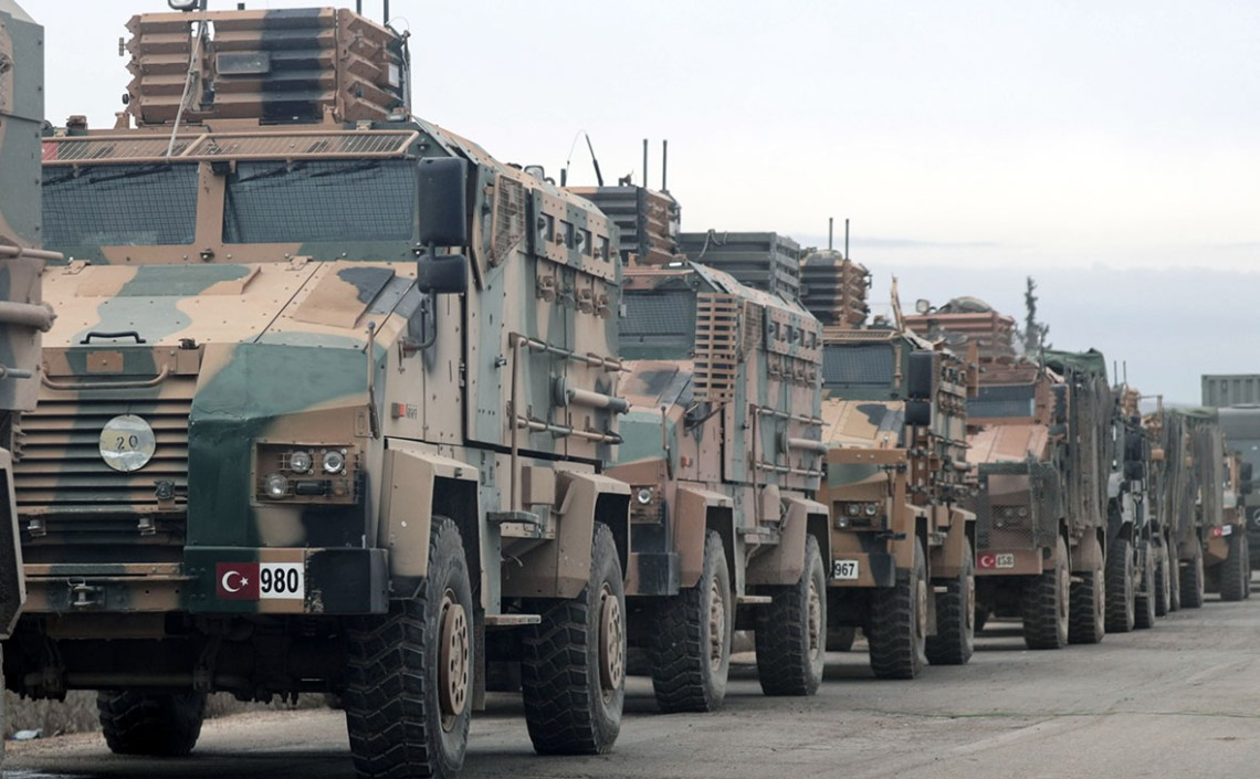 На сході Туреччини почалася масштабна антитерористична операція