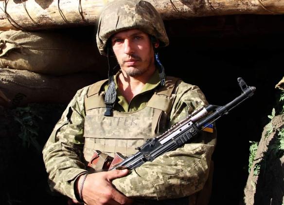 Позивний «Грек», або Як батько трьох донечок та майстер спорту з дзюдо Україну захищає