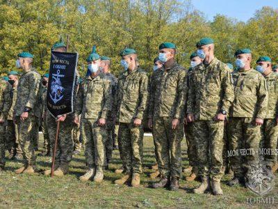 Кращі мінометники Збройних Сил України служать у морській піхоті