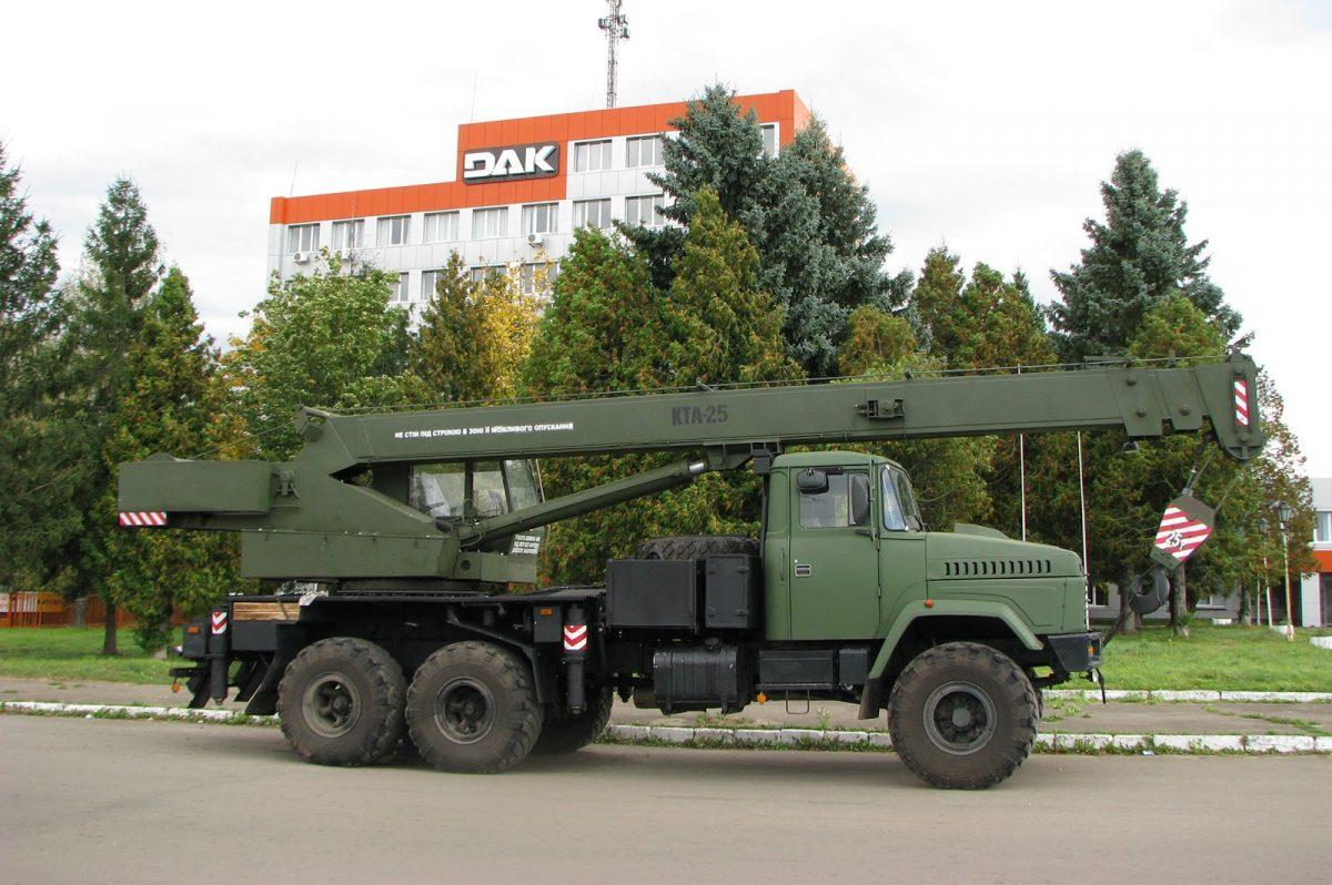 Дрогобицьку інженерну техніку прийняли на озброєння ЗСУ
