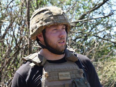 Як сумчанин Сергій віддав своє серце і долю морській піхоті