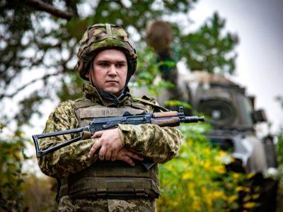 «Я не міг вчинити інакше у 2014 році,  як піти до війська»