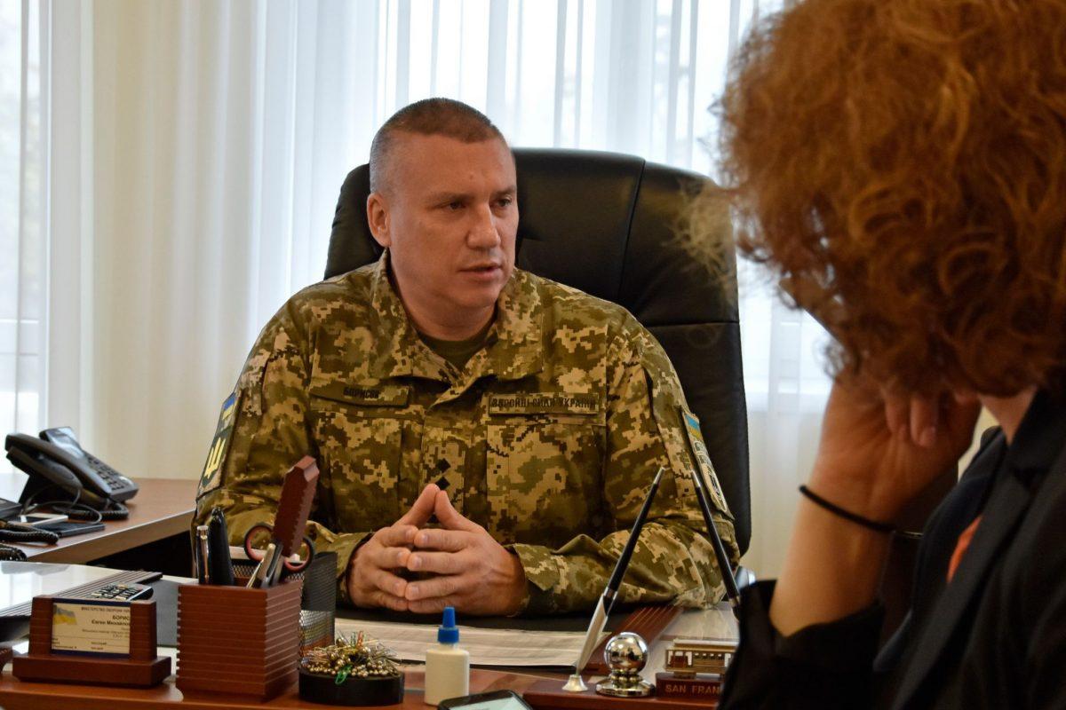 Півтори тисячі контрактників спрямувала цього року Одеська область до лав Збройних Сил України