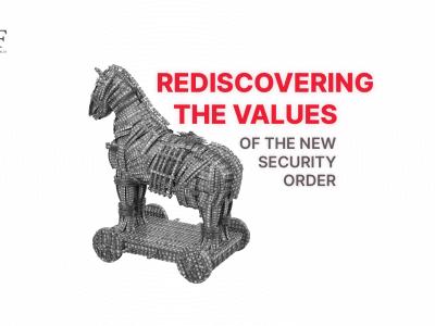 «Людство потребує нової «Женевської конвенції» із захисту від інформаційних атак» − Львівський безпековий форум − 2020