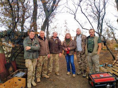 Запорізькому волонтерському центру «Солдатський привал» – 5 років