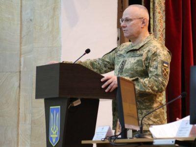 Збройні Сили України своє завдання, яке ставилося на 2020 рік, у цілому виконали, – генерал-полковник Руслан Хомчак