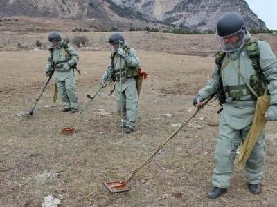 ООН займеться розмінуванням Карабаху