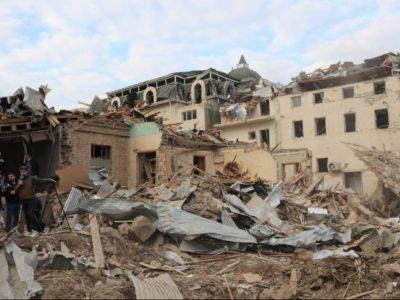 Атаки на цивільні райони в Нагірному Карабасі можуть бути зараховані до воєнних злочинів – ООН