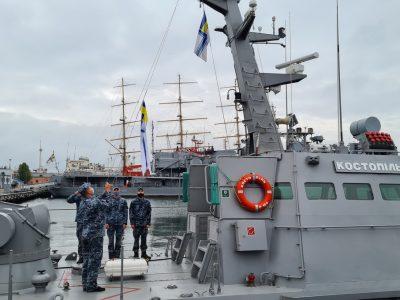 Екіпаж катера «Костопіль» отримав дозвіл самостійно виконувати завдання в морі
