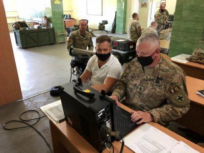 Українські військові інструктори готуватимуть бойові розрахунки ПТРК «Джавелін»