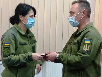 У  Львові нагородили військових лікарів