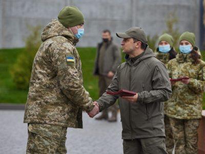На кордоні не має бути жодного слабкого місця – це питання нацбезпеки України – Президент