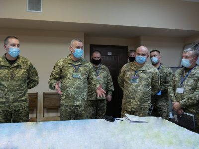 Командування ОС нарощує сумісність з арміями країн – партнерів НАТО