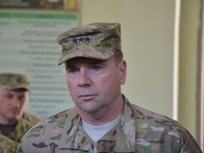 «У сценарії спільних навчань України і країн НАТО варто включати переміщення військ» – генерал Бен Ходжес