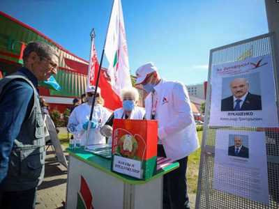 ЄС закликав владу Білорусі визнати вибори недійсними