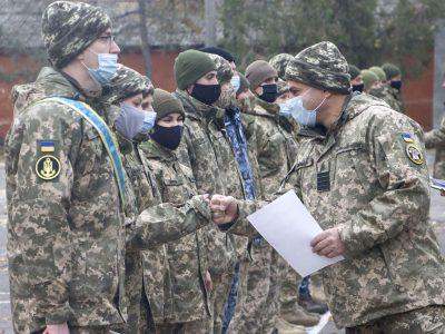 У Миколаєві відзначили найкращих сержантів та старшин