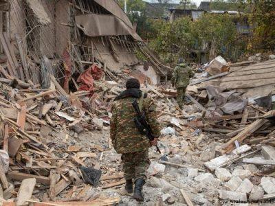 Вірменія підтвердила загибель понад 2300 солдатів у Нагірному Карабасі