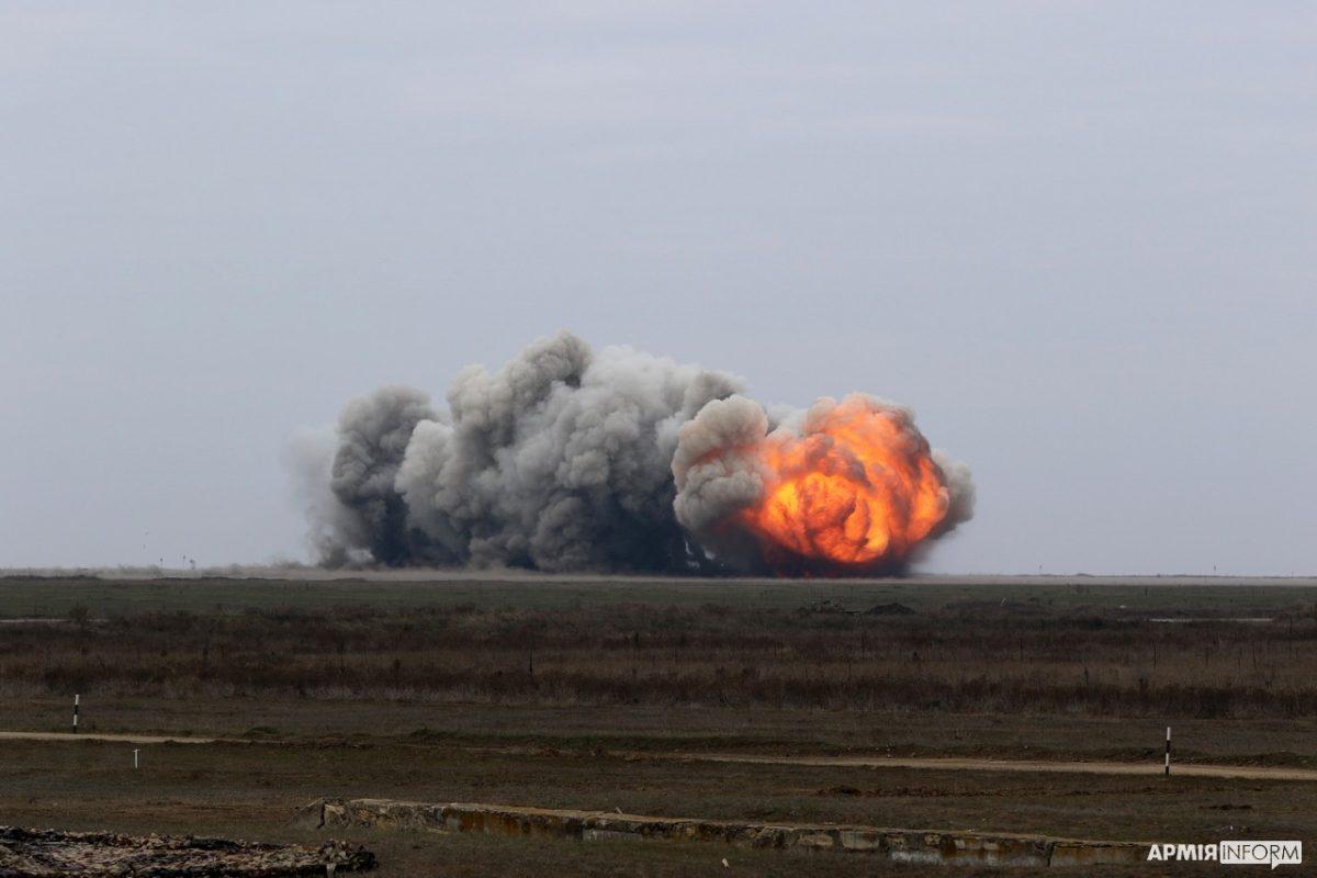 Під час них військовослужбовці використовувалися ударні безпілотники Bayraktar TB2 і ПТРК Javelin / «Армія.Inform»