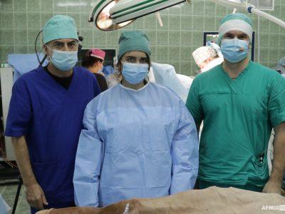 Як хірург з Португалії здоров'я наших військових рятує