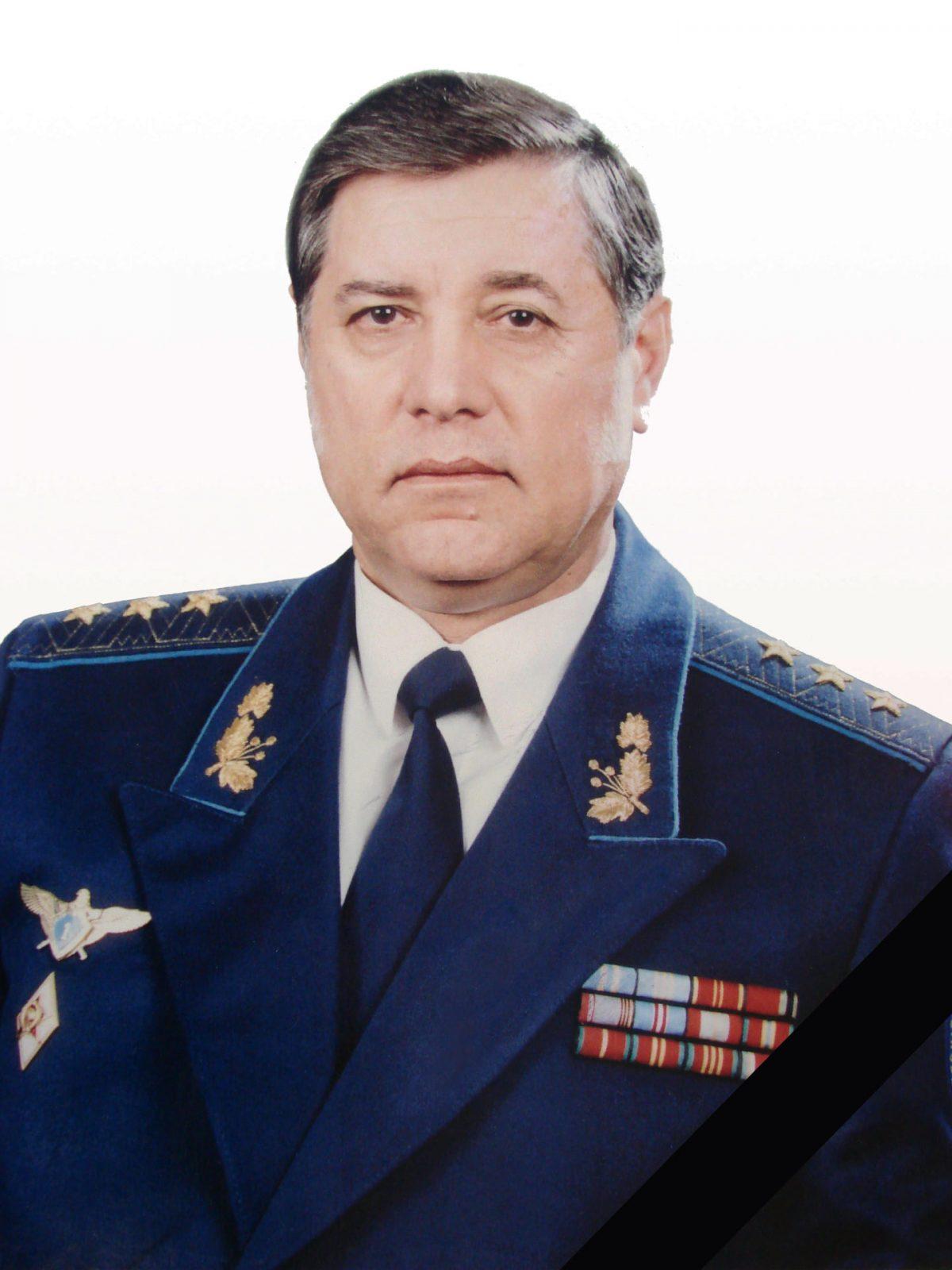 Пішов із життя один із фундаторів Повітряних Сил України – Володимир Антонець