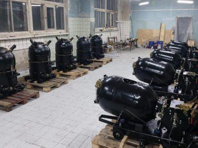Військово-Морські Сили отримали партію відновлених якірних та протидесантних мін