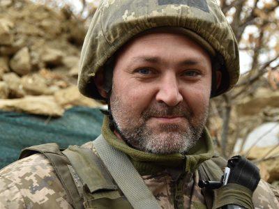 «Ворог є, він не пішов, тому ми тут боронимо Україну!»