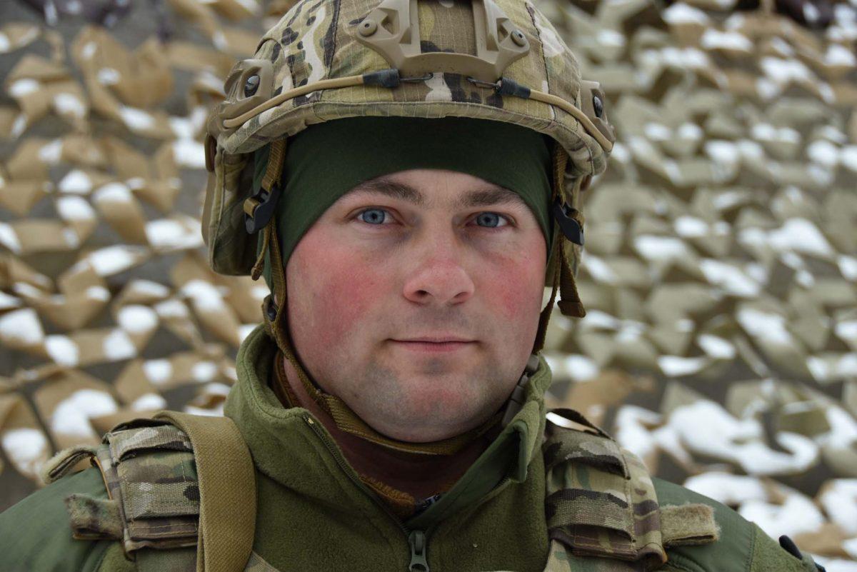 Учасник першого бою російсько-української війни