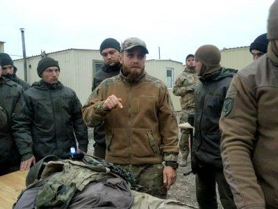 Парамедики тренували військових за американською методикою