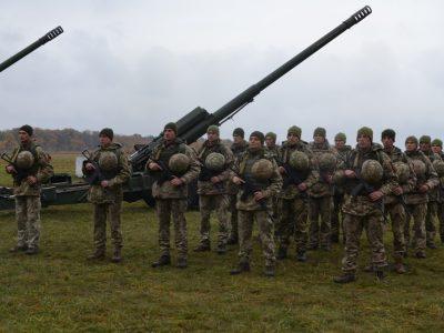 Піхотинці, як ніхто інший, цінують артилеристів
