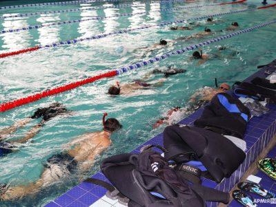 Як проходять тренування з прикладного фридайвінгу у Водолазній школі