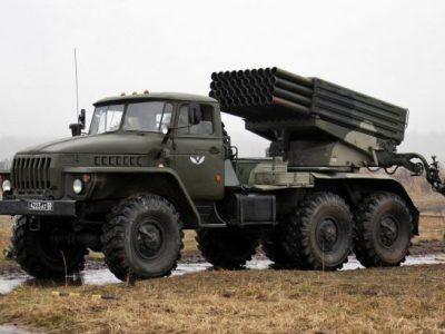 Росія перекидає «Гради» у Нагірний Карабах