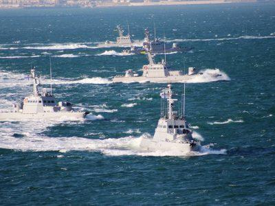 Цього року буде відремонтовано 12 бойових кораблів та катерів, а також 9 суден забезпечення ВМС України