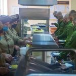 «Страшні» проблемні питання їдальні Навчального центру ВМС