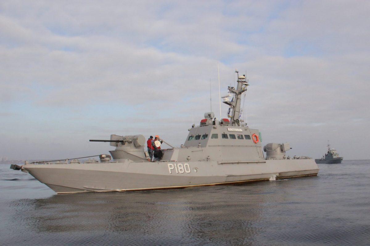 У ВМС ЗС України почали застосовувати німецькі гідроакустичні станції Cerberus