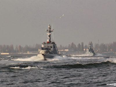 Військово-Морські Сили ЗС України готові протидіяти диверсантам на суші та в морі