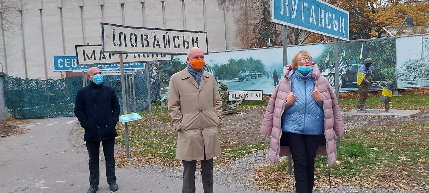 «Мене вразив музей та мужність захисників України!» – голова Представництва ЄС в Україні Матті Маасікас