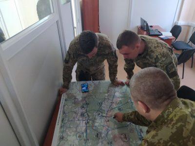 На Львівщині армійська піхота та прикордонники проводять навчання за стандартами НАТО
