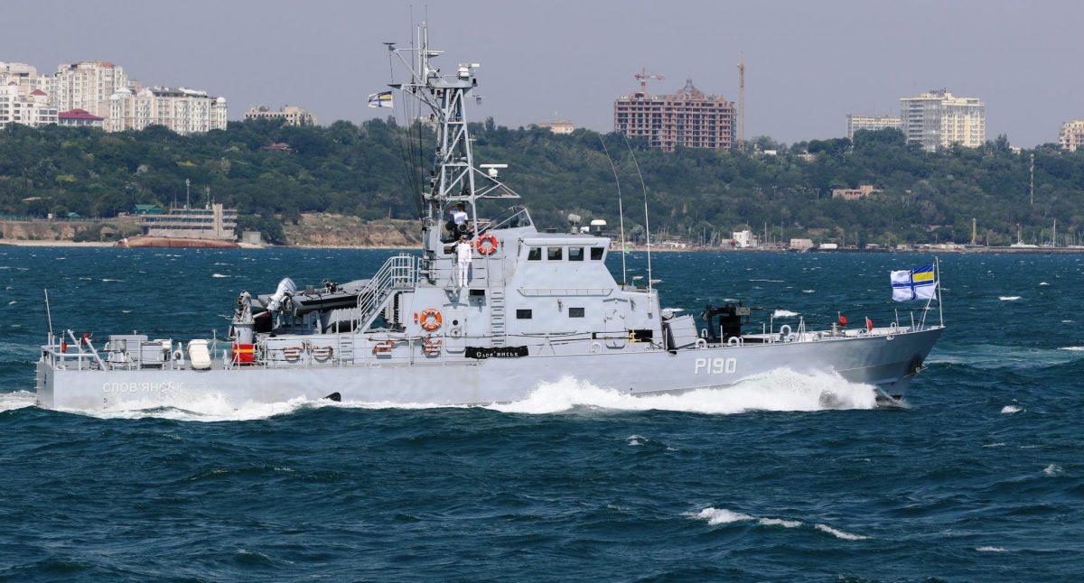 ВМС України планують модернізувати та переозброїти катери класу «Айленд»