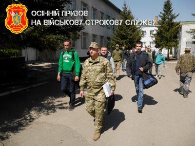План призову на Львівщині виконано на 65%